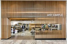 Mr Simple, Indooroopilly, Brisbane