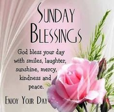 123 Best Sunday Blessings Images Good Morning Quotes Good Morning