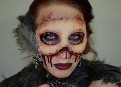 We have 50 halloween makeup tutorials and ideas for Halloween that are perfect for any woman.