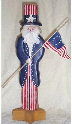 uncle sam wood projects