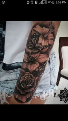 I love this look as well minus the rose and add a few more things 2 it..