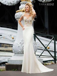 Reception Dresses   Tarik Ediz S/S 2014