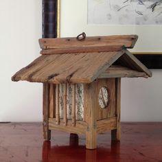 Antique Japanese Lantern
