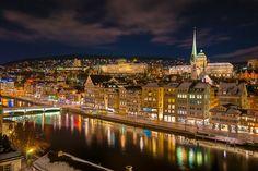 Zurich, Switzerland #Zurich #Switzerland