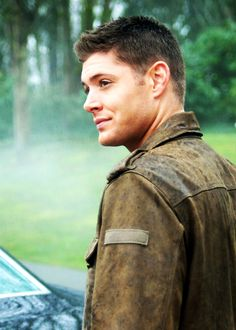Dean Winchester (this is a mighty fine shot of Mr. Winchester) #Supernatural #JensenAckles #DeanWinchester