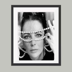 Greta Garbo poster, leuke poster om bijvoorbeeld op te hangen in ...