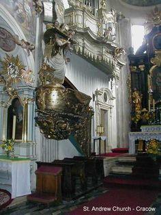 St. Andrew ~ Krakow, Poland