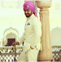 Rajasthani Bride, Rajasthani Dress, Groom Wedding Dress, Wedding Dresses, Rajputi Dress, Sherwani, Man Photo, Mens Suits, Exotic