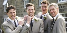 5 Tips On How To Be The Best (and Unforgettable) Groomsman Ever