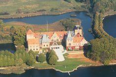 Ålholm slot Denmark