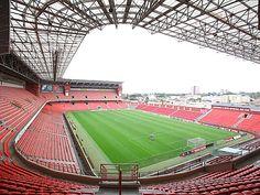 Arena da Baixada - Curitiba, Parana, Brazil