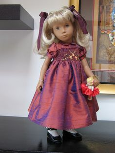 Long before American Girl dolls, there were Sasha dolls