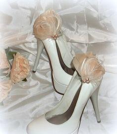 Accesorios para zapatos de boda!!!