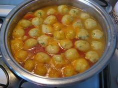 Iftar, Soup Recipes, Vegan Recipes, Cooking Recipes, Food 52, Diy Food, Keto Fastfood, Ricotta Pasta Bake, Hungarian Recipes