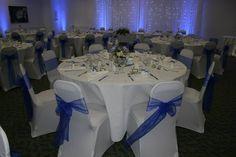 Modern Wedding Venue in Kent. Our recent beautiful blue wedding :)