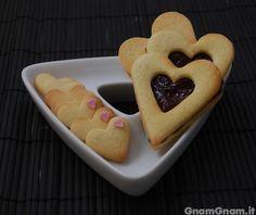 • Biscotti di San Valentino - Le ricette di GnamGnam - Ricette con foto passo passo
