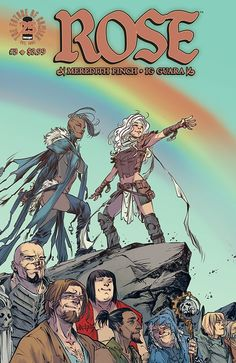 Image Comics Releases Pride Month Variant Covers to Benefit Human Rights Campaign | FangirlNation Magazine
