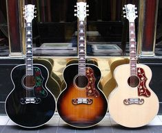 Vintage Guitar always brings by far the most engaging facts on many various kinds of old musical instruments, the good companies which built these items. R and B Vintage Guitars Guitar Shop, Cool Guitar, Gibson Acoustic, Acoustic Guitars, Learn Guitar Chords, Guitar Images, Archtop Guitar, Guitar Tips, Beautiful Guitars