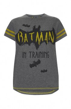4e2d5d95fbdd3a Batman in Training PJ Tee  BestBatmanBirthdayPartyFondant Cute Shirts