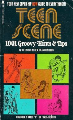 I had this book when I was in high school and was thinking about it the other day. I loved the tips, although they were about 20 years too late.