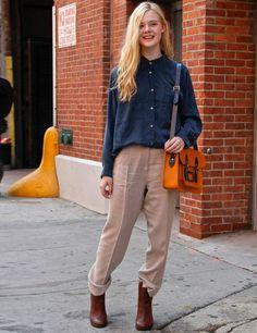 Elle Fanning | Style File | ELLE UK