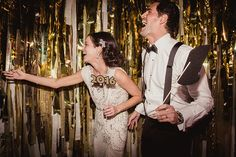 Brides: This Dallas, Texas Wedding at Two Epic Venues Will Blow You Away: Photos New Years Eve Weddings, Vows, Reception, Glamour, Dallas Texas, Wedding Dresses, Brides, Brunch, Photography