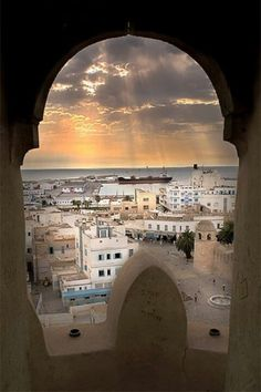 Sousse - Tunisia - This is where my journey in this lifetime started. I was born in Sousse in la Clinique les Oliviers.
