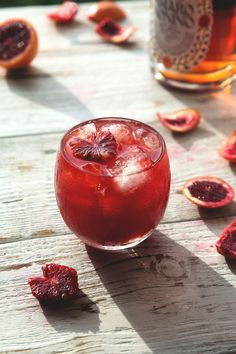 Bloody Valentine Cocktail | HonestlyYUM