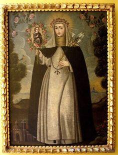 Ángeles y Santos: Santa Rosa de Lima y las vanidades de nuestro sigl...