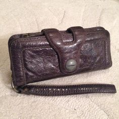 Selling this Authentic Gerard Darel leather wallet wristlet on Poshmark! My username is: cindynette. #shopmycloset #poshmark #fashion #shopping #style #forsale #Gerard Darel #Handbags