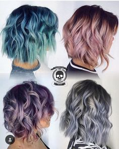 Hair and Beauty Magazine. Step by Step Hair How-Tos. Free Photo gallery of hair styles. Hair Books and DVD Online store. Dye My Hair, New Hair, Your Hair, Curly Hair Dye, Hair 24, Frizzy Hair, Coloured Hair, Colored Short Hair, Pretty Hairstyles