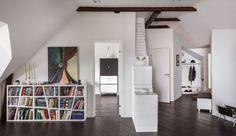 Элегантная квартира в Стокгольме (4)