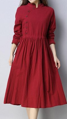 Women's Summer Dresses has never been so Amazing! Since the beginning of the year many girls were looking for our Outstanding guide and it is finally got released. Now It Is Time To Take Action! Stylish Dresses For Girls, Stylish Dress Designs, Summer Dresses For Women, Cute Dresses, Vintage Dresses, Casual Dresses, Maxi Dresses, Frock Fashion, Skirt Fashion