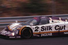 Winner 1988 Le Mans 24 hour. Jaguar XJR-9.