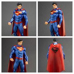 DC COMICS SUPERMAN NEW 52 ARTFX+ STATUE