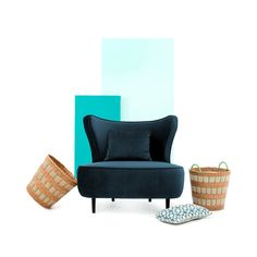 Fotoliu Douglas Love Marine Blue #homedecor #homedesign #interior #sales Marine Blue, Love Seat, Accent Chairs, House Design, Couch, Interior, Furniture, Home Decor, Upholstered Chairs