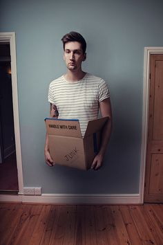 Moving Day #photoshopart