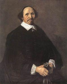 Frans Hals (1582-1666) - Portrait of a Man