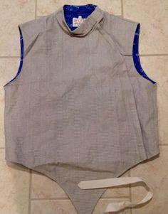 @fencinguniverse : Fencing Foil Copper Male Lame Blue Gauntlet size 42 Medium - Nice-  $29.99 End Date: Frida http://aafa.me/2hkXAZX http://aafa.me/2hpitYb