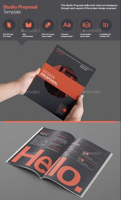 Pixel Library 48 Best Business Proposal Templates In Indesign Psd Ms Word Business Plan Proposal, Business Proposal Template, Proposal Templates, Business Planning, Flyer Design, Layout Design, Web Design, Graphic Design, Indesign Templates