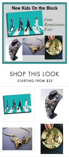 """New Kids on the Block"" by renaissance-fair ❤ liked on Polyvore"