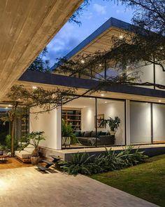 Dream House Interior, Luxury Homes Dream Houses, Dream Home Design, Modern House Design, My Dream Home, Aesthetic Rooms, Küchen Design, House Rooms, Exterior Design