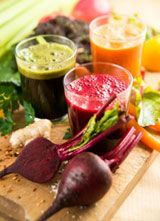 Steve's Top 4 Cancer-Fighting Tips plus 2 juice recipes!