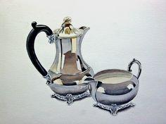 Silver service | by Picky painter