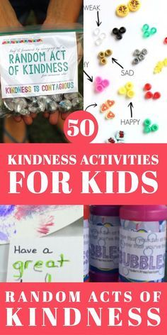 Kindness Activities For Kids. 50 Awe-Inspiring Random Acts of Kindness to make giving a daily habit. Activities, printables & easy ways to teach kindness. Teaching Kindness, Kindness Activities, Autism Activities, Creative Activities, Family Activities, Kindness Ideas, Autism Resources, Free Activities, Classroom Activities