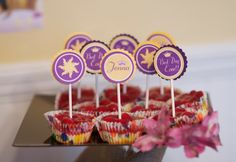 Rapunzel Tangled Inspired Birthday DIY Printable by SweetbyCandy, $30.00