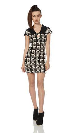 Socket To 'Em Dress Price: £32.99