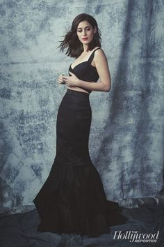 Lizzy Caplan for The Hollywood Reporter June 2015