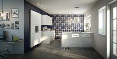 A la Carte -keittiöt Neve | #keittiö #kitchen