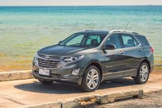 """Check out new work on my portfolio: """"Holden Equinox Facelift"""" Automobile, Chevrolet Equinox, Luxury Suv, New Work, Bring It On, Australia, Behance, Country, Gallery"""